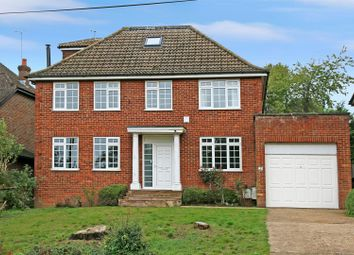 Thumbnail 5 bed detached house for sale in Beech Avenue, Radlett