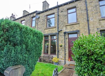 Thumbnail 2 bedroom terraced house for sale in Stoney Royd Terrace, Linthwaite, Huddersfield