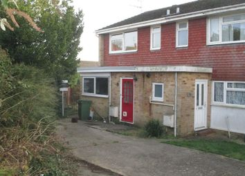 Thumbnail 3 bed semi-detached house for sale in Thatcham Park, Yeovil