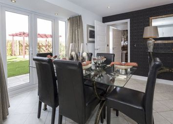 "Thumbnail 4 bed detached house for sale in ""Fenton"" at Corseduick Road, Newmachar, Aberdeen"