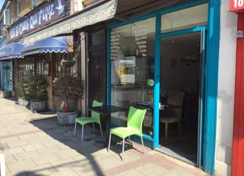 Thumbnail Restaurant/cafe for sale in Walton Road, East Molesey