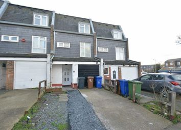 Thumbnail 3 bed town house to rent in Saladin Drive, Purfleet, Essex