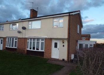 Thumbnail 3 bed semi-detached house to rent in Withy Trees Road, South Littleton, Evesham