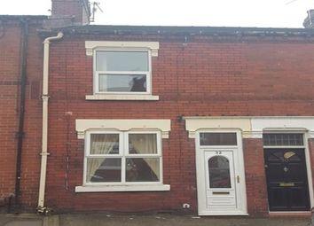 Thumbnail 3 bed terraced house to rent in Hodgekinson Street, Chesterton, Stoke-On-Trent