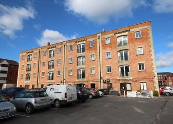 Thumbnail 2 bed flat to rent in Docks, Bridgwater