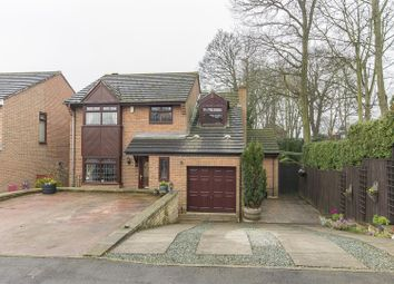 Thumbnail 5 bed detached house for sale in Highland Road, New Whittington, Chesterfield