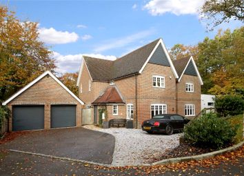 The Birches, Gregories Road, Beaconsfield, Buckinghamshire HP9. 5 bed detached house for sale
