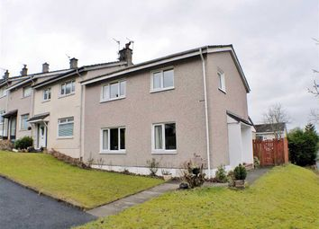 Thumbnail 4 bed end terrace house for sale in Flinders Place, Westwood, East Kilbride