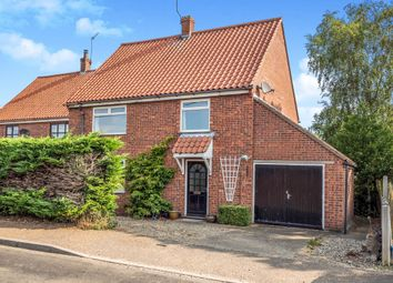 Thumbnail 3 bed detached house for sale in The Street, Lyng, Norwich