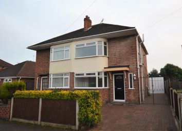 Thumbnail 3 bedroom semi-detached house for sale in Rosedale Avenue, Alvaston, Derby