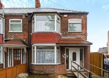 Thumbnail 3 bed end terrace house for sale in Southcoates Lane, Hull