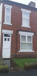 Thumbnail 2 bed terraced house for sale in Baker Street, Alvaston, Derby