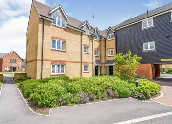 Thumbnail 1 bed flat for sale in Commodore House, Tern Crescent, Chichester, West Sussex