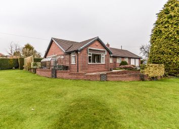 Thumbnail 3 bed detached bungalow for sale in Chester Road, Hinstock, Market Drayton