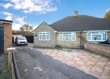 Thumbnail 4 bed semi-detached bungalow for sale in Grange Close, Heston