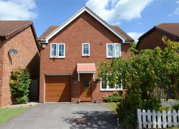 Thumbnail 4 bed detached house for sale in Hemmyng Corner, Warfield, Bracknell