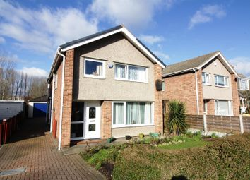 Thumbnail 4 bed detached house for sale in Fairburn Drive, Garforth, Leeds