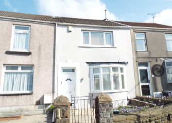 Thumbnail 2 bed terraced house for sale in 90 Eversley Road, Sketty, Swansea