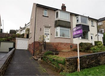 Thumbnail 3 bed semi-detached house for sale in Oakbank Avenue, Keighley