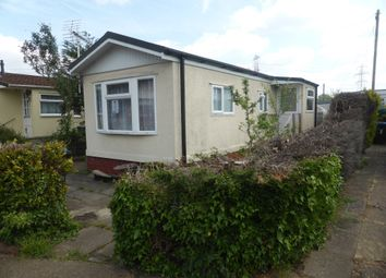Thumbnail 2 bed mobile/park home for sale in New Site, Meadowlands, Addlestone