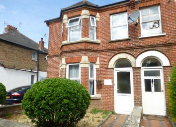 Thumbnail 1 bedroom flat to rent in Town Cross Avenue, Bognor Regis