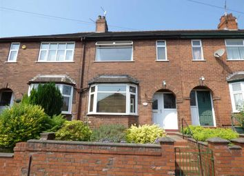 Thumbnail 3 bedroom town house for sale in Sackville Street, Basford, Stoke-On-Trent
