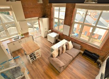 Thumbnail 2 bed flat to rent in Wheatsheaf Way, Knighton Fields, Leicester