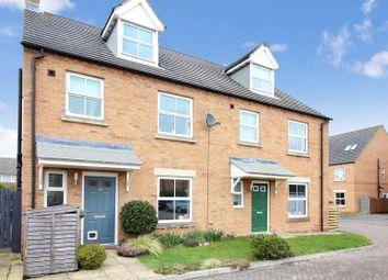 Thumbnail 4 bed semi-detached house for sale in Pasture Fold, Sherburn In Elmet, Leeds