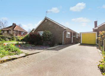 Thumbnail 2 bedroom detached bungalow for sale in Jessopp Road, Norwich