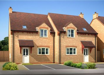 Thumbnail 3 bed semi-detached house for sale in Plot 36, The Cranham, Pennycress Fields, Banady Lane, Stoke Orchard, Chelt, Glos