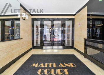 Thumbnail 1 bed flat for sale in Maitland Court, Lancaster Terrace, Paddington