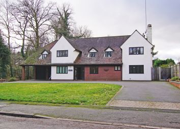 Thumbnail 6 bed detached house for sale in Station Road, Blackwell