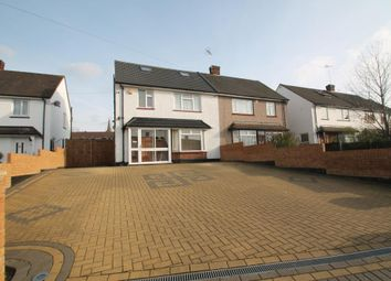 Thumbnail 5 bed semi-detached house for sale in Purleigh Avenue, Woodford Green