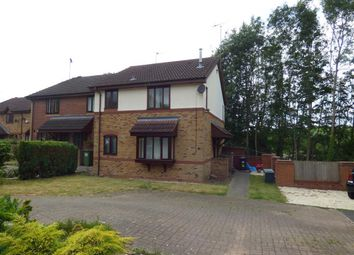 Thumbnail 1 bed property to rent in Ashmores Close, Hunt End, Redditch