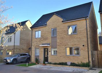 Thumbnail 4 bedroom detached house for sale in Brimstone Drive, Stevenage, Herts