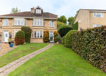 Thumbnail 4 bed semi-detached house for sale in London Road East, Batheaston, Bath