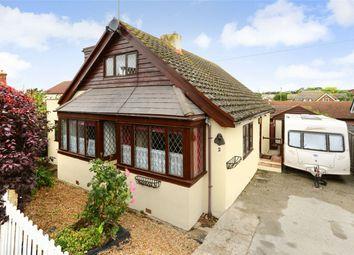 Thumbnail 3 bedroom chalet for sale in Gainsborough Drive, Beltinge, Herne Bay, Kent
