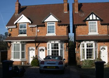 Thumbnail Room to rent in Lugtrout Lane, Solihull