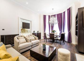 Thumbnail 3 bed flat for sale in Ashburn Gardens, Kensington