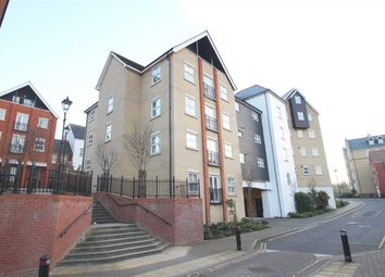 Thumbnail 3 bed flat for sale in Henry Laver Court, St. Mary's, Colchester