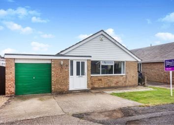 Thumbnail 3 bed detached bungalow for sale in Priory Drive, Fiskerton, Lincoln