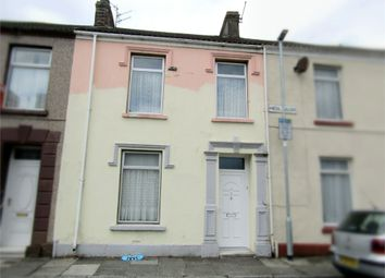 Thumbnail 3 bed terraced house for sale in Heol Siloh, Llanelli, Carmarthenshire