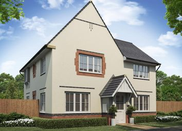 """Thumbnail 4 bedroom detached house for sale in """"Lincoln"""" at Church Road, Webheath, Redditch"""