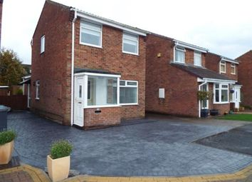 Thumbnail 2 bed detached house for sale in Patterdale Close, Belmont, Durham, County Durham