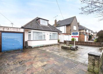 Thumbnail 4 bed bungalow for sale in Whiteheath Avenue, Ruislip, Middlesex
