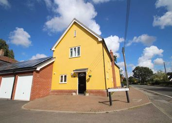 Thumbnail 3 bedroom semi-detached house for sale in Fredericks Close, Tattingstone, Ipswich