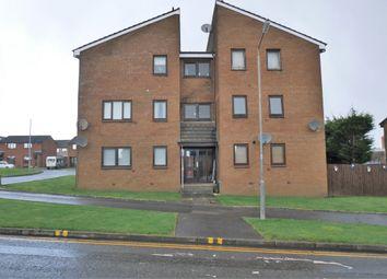 Thumbnail 1 bed flat for sale in Lyoncross Avenue, Barrhead
