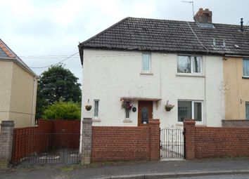 Thumbnail 3 bed semi-detached house for sale in Windsor Road, Brynmawr
