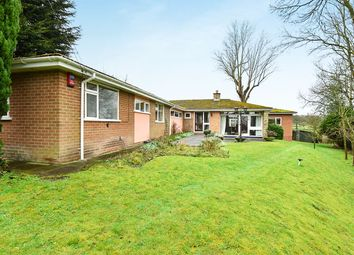 Thumbnail 5 bed bungalow for sale in Cornerfields, Portway, Coxbench, Derby, Derbyshire