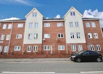 Thumbnail 1 bed flat to rent in Clifton House, Broadway, Splott